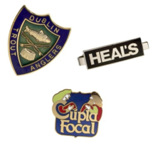 Enamel &amp; Metal Badges