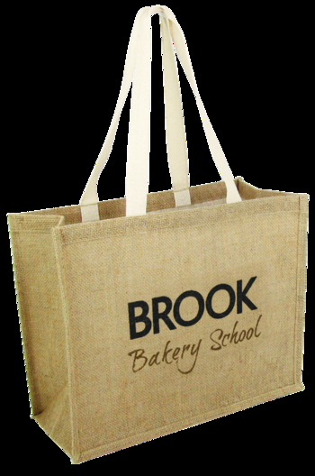 Green & Good Taunton Budget Jute Shopper